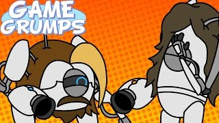 Game Grumps Animated: Portal 2
