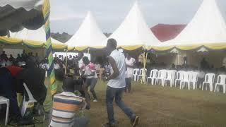 Ibanda university drama