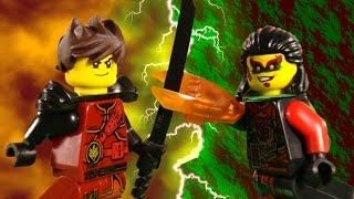 LEGO NINJAGO THE MOVIE - HANDS OF TIME PART 3 - BATTLE FOR THE TIME BLADES