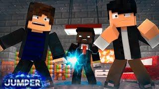 Minecraft: JUMPER - OS PALADINOS INVADIRAM A BASE DO GRIFFIN! #10