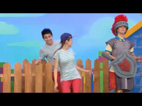 História Marionetes Episódios 04 Festa HI 5 1ª Temporada