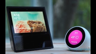 Echo Spot vs Echo Show Amazon's Alexa screen showdown | Androidtv review