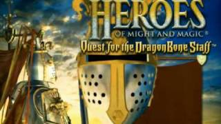 Heroes of M&M : Quest for the DragonBone Staff (emulated on the PC)