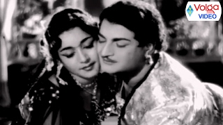 #NTR And Jamuna Old Hit Songs - Telugu Old Video Songs - Volga Videos