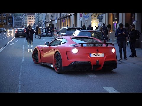 Xxx Mp4 Novitec NLargo Ferrari F12 Start Up Revs Amp Accelerations 3gp Sex