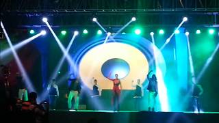Mim live performance in DRMC