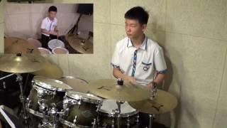 드럼 고등부 - 김유하 - 名前を呼ぶよ [해운대 킴스뮤직실용음악학원