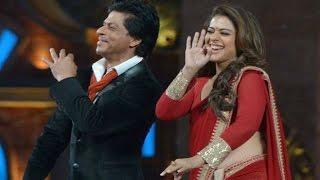 Shahrukh Khan And Kajol Perform At Stardust Awards 2015