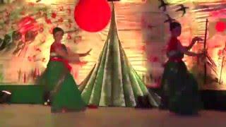 BUFT Victory Day 2015 Dance by rupa & Sabrina