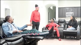 YOUR GIRLFRIEND ISN'T MOVING IN PRANK ON PERFECTLAUGHS!!!!