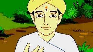 Sant Ani Daku - Panchatantra Goshti - Marathi Animation 4