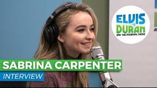 Sabrina Carpenter Talks New Album EVOLution, Touring and Growing Up  | Elvis Duran Show