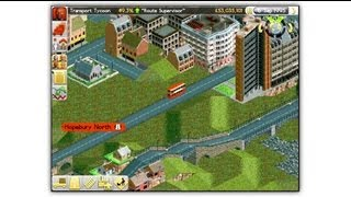 Transport Tycoon - Mobile Launch Trailer