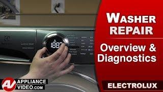 Electrolux & Frigidare  Overview Diagnostics - Error codes troubleshooting