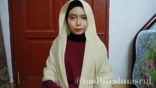 Tutorial Hijab || Aku Bukan Bimbo 🌸
