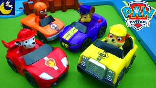 Paw Patrol Toys Marshall Chase Rubble Zuma Roadster Race Car Toys Mission Paw Lighthouse Playset