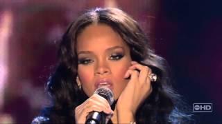 Rihanna - Unfaithful Live 1080p.mp4
