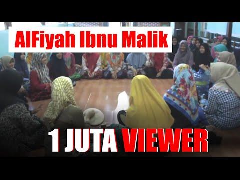 (Alfiyah Ibnu Malik ) lalaran alfiyah Pondok Pesantren Putri An Nawawi