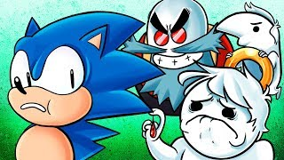 Oney Plays Sonic The Hedgehog - Ep 1 - Tomar Emeralds
