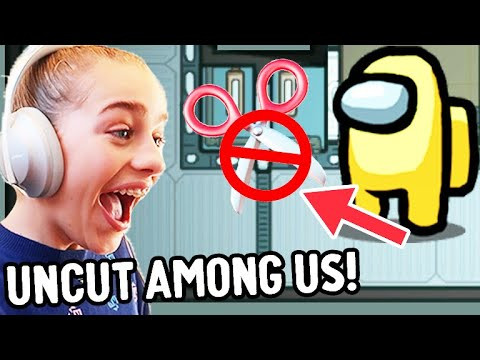 AMONG US UNCUT rare raw gameplay Gaming w The Norris Nuts