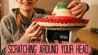 Binaural ASMR ♥ The Ultimate FAST Scratching Session