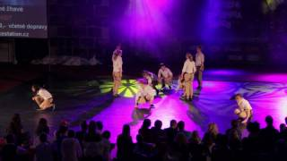 Dancers 4 you - Dancing in the rain / Taneční skupina roku tour 2011
