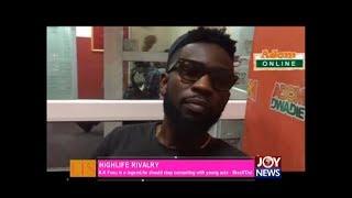 Highlife Rivalry   Let's Talk Entertainment on JoyNews 26 4 18