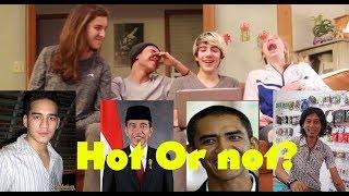 Hot or Not Orang Indonesia (Dengan Bule)
