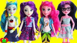 My Little Pony Equestria Girls Wrong Clothes