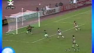 ملخص مباراة السعودية والامارات نهائي آسيا1996