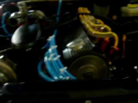 Primeira ligada do turbo agente nunca esquece