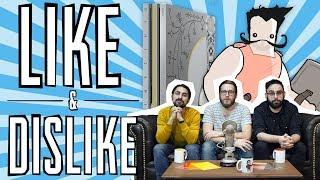 LIKE & DISLIKE: God of War, Pit People, Sea of Thieves, Black Ops IIII