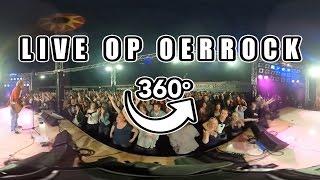 OERROCK 2016 - Jelle B [[LIVE 360 VIDEO]]