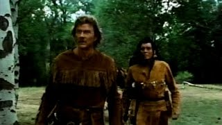THE LAST OF THE MOHICANS (1977) - Steve Forrest, Ned Romero, Don Shanks
