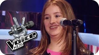 Aretha Franklin - Respect (Helena)| The Voice Kids 2014 | Blind Auditions | SAT.1