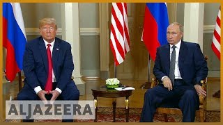 🇺🇸 🇷🇺 Trump-Putin summit brings end to frosty US-Russia relations | Al Jazeera English