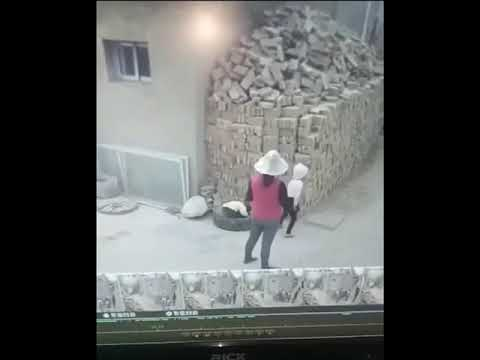 Xxx Mp4 See How Bricks Fall On Small Kids Infront Of Mother😢😢😢😢😢 3gp Sex
