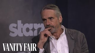 Jeremy Irons's Anti-Technology Rant Is a Thing of Beauty - The Man Who Knew Infinity - TIFF 2015