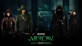 Arrow season 4 trailer official cw