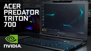 What the Acer Predator Triton 700 Has to Offer!