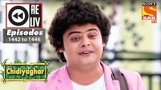 Weekly Reliv   Chidiyaghar   12th June to 16th June 2017   Episode 1442 to 1446