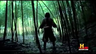 Mark Dacascos   and the legend of Samurai warrior Miyamoto Musashi documentary
