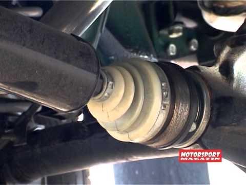 2014 New Lada Niva review Motorsport Magazin