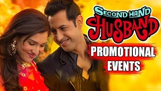 Second Hand Husband Movie (2015) | Gippy Grewal, Tina Ahuja, Dharmendra | Pre Release Promotion