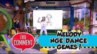 Dance Challenge Bareng Melody dan Sisil JKT 48, Indra Bekti Jadi Sakit Pinggang (1/4)