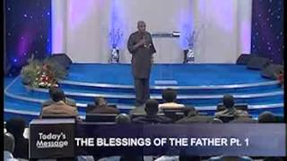 THE FATHER'S BLESSINGS Pt 1 - David Ibiyeomie