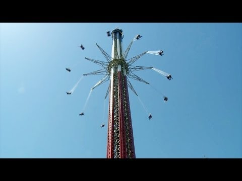 Xxx Mp4 Sky Screamer Worlds Tallest Swing Ride Six Flags New England POV And Off Ride 3gp Sex