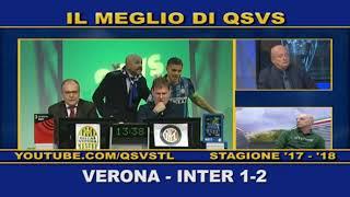QSVS - I GOL DI VERONA - INTER 1-2 TELELOMBARDIA / TOP CALCIO 24