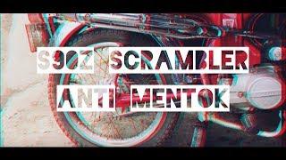 Bikin S90Z Scrambler anti mentok!! MasAjie Motovlog episode #7