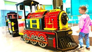 Color Train | Nursery rhymes by Happy Smile